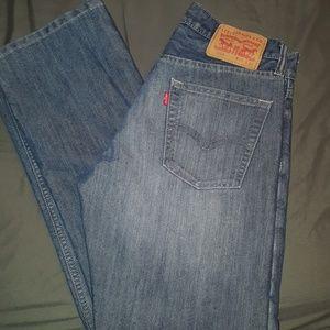 excellent condition Levi 514 men's jeans